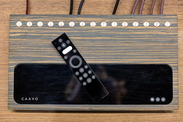 Caavo 3 - Caavo: stazione di controllo unificata per dispositivi audio-video