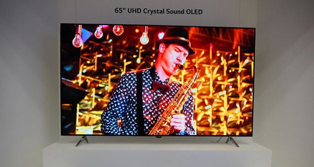 Crystal Sound OLED - TV Crystal Sound OLED LG: in futuro con suono multi-canale