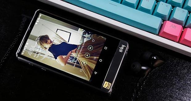 HiBy R6 - HiBy R6: lettore audio portatile con 2 DAC ESS ES9028Q2M