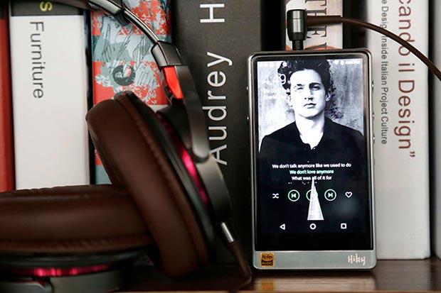 HiBy R6 2 - HiBy R6: lettore audio portatile con 2 DAC ESS ES9028Q2M