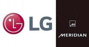 LG Meridian 300x160 - LG e Meridian insieme per nuove soluzioni audio