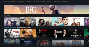 Prime Video Android TV 300x160 - Amazon Prime Video in arrivo su tutte le Android TV