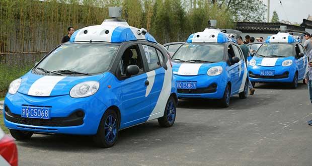 cina guida autonoma evi 19 12 17 - Cina: OK alle sperimentazioni guida autonoma su strada