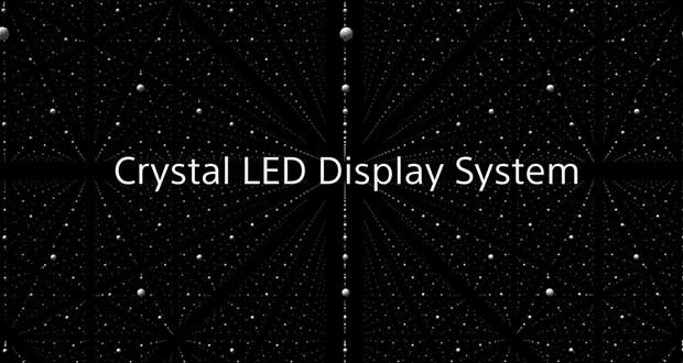 crystal led 2 11 12 17 - Sony CLEDIS diventa Crystal LED: novità consumer in vista?