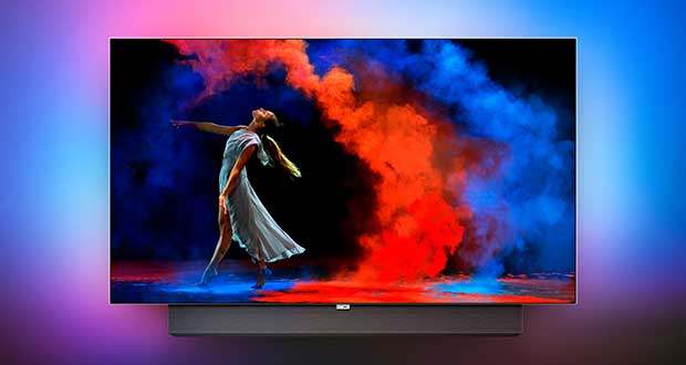 philips oled973 1 11 12 17 - TP Vision: 4 nuovi OLED TV Philips nel 2018