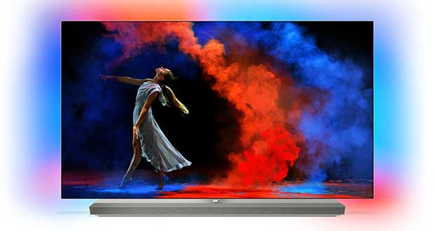 philips oled973 evi 11 12 17 - TP Vision: 4 nuovi OLED TV Philips nel 2018