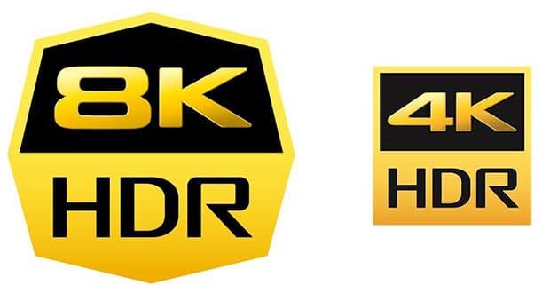 sony 8khdr evi 11 12 17 - Sony registra il logo 8K HDR: primi televisori 8K nel 2018?