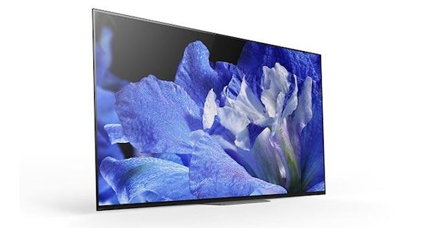 AF8 evi - Sony: TV OLED AF8 e LCD Full LED XF90 con Dolby Vision