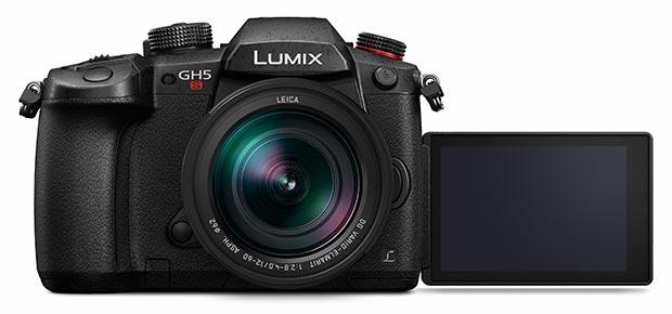 GH5S 3 - Panasonic GH5S: mirrorless 4K per videomaker
