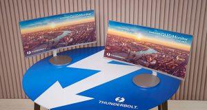 Samsung CJ791 2 300x160 - Samsung CJ791 : primo monitor QLED con Thunderbolt 3