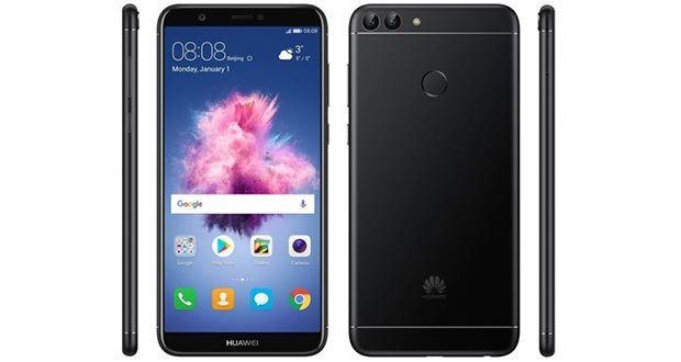 huawei p smart 2 - Huawei P smart: smartphone Dual SIM con Android 8.0