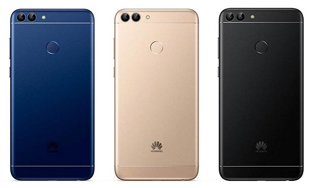 huawei p smart 3 - Huawei P smart: smartphone Dual SIM con Android 8.0