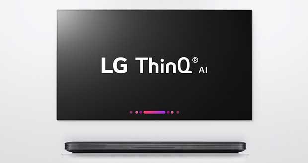 lg oled2018 evi 03 01 18 - LG OLED 2018: processore Alpha 9, HFR 120 fps e Google Assistant