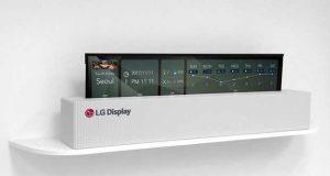 lg oled arrotolabile 2 07 01 18 300x160 - LG TV OLED arrotolabili: registrato il marchio ROLED