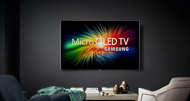 microqled - Samsung registra i loghi Micro QLED e 8K QLED