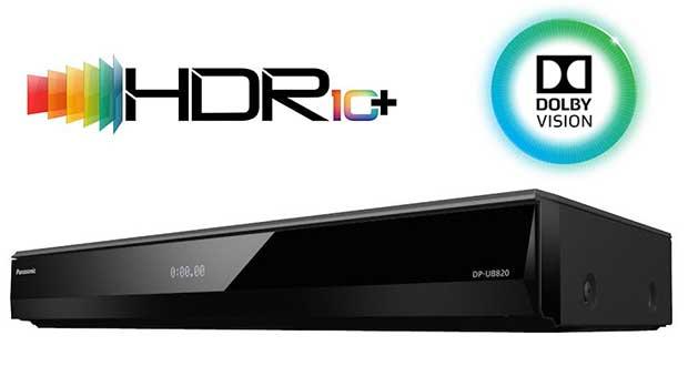 panasonicub820 evi 07 01 18 - Panasonic UB820: lettore UHD Blu-ray Dolby Vision e HDR10+