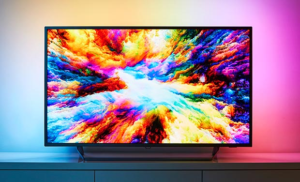 philips 7303 - TV Philips: nuovo OLED803, gamma LCD e HDR10+