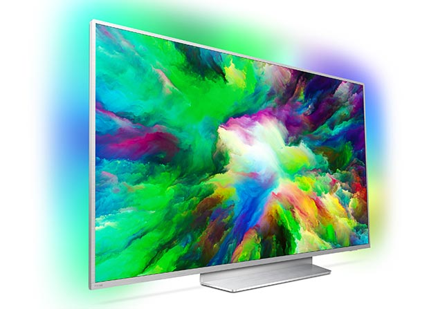 philips 7803 - TV Philips: nuovo OLED803, gamma LCD e HDR10+