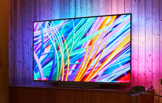 philips 8303 - TV Philips: nuovo OLED803, gamma LCD e HDR10+