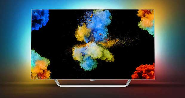 philips 9002 oled 1 - TV OLED HDR Philips 55POS9002 - La prova