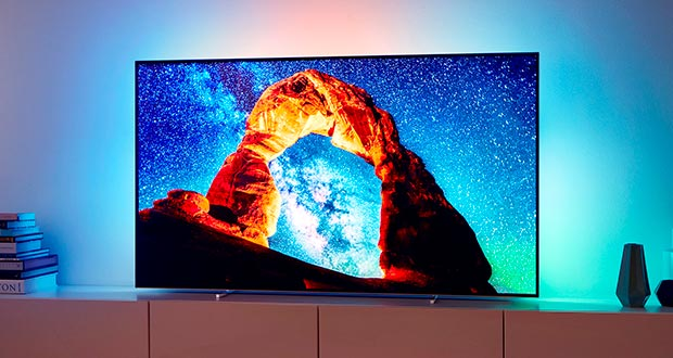 philips oled803 - TV Philips: nuovo OLED803, gamma LCD e HDR10+