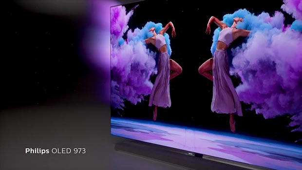 philips oled973 - Philips: nuove TV OLED873 e OLED973