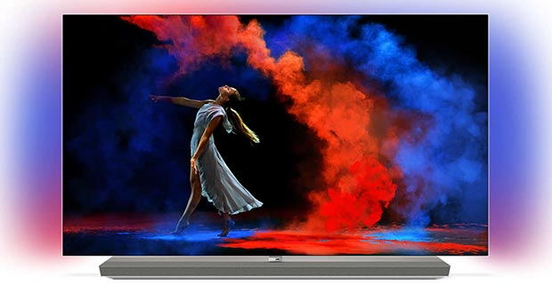 philips oled973 evi - Philips: nuove TV OLED873 e OLED973