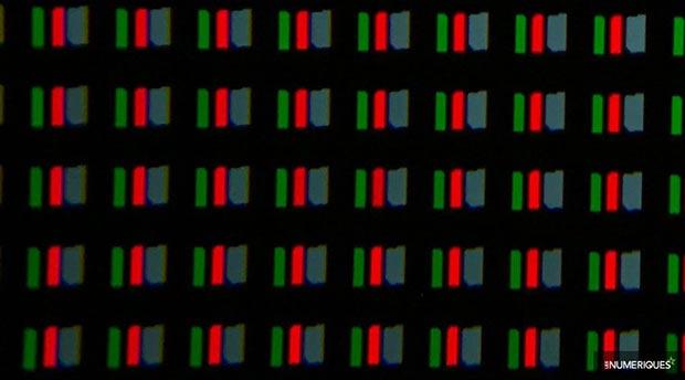 pixel ez1000 - Pannelli LG OLED 2018: nuova struttura dei sub-pixel