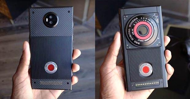 red hydrogen - RED Hydrogen: lo smartphone olografico arriva in estate