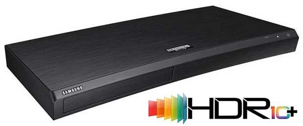 samsung UHDBD HR10 1 10 01 18 - Samsung: aggiornamento HDR10+ per gli UHD Blu-ray 2017