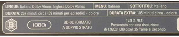 sherlock dolbyatmos 1 11 01 18 - Sherlock 4a stagione: primo Blu-ray con Dolby Atmos italiano