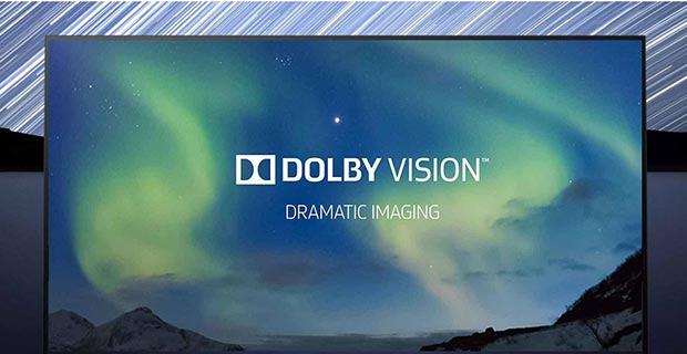 sony dolby vision 1 - Sony: l'aggiornamento Dolby Vision per le TV arriva anche in Europa