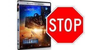 valerian 4k ritirato evi 08 01 18 300x160 - Valerian UHD Blu-ray senza HDR ritirato ufficialmente dal mercato