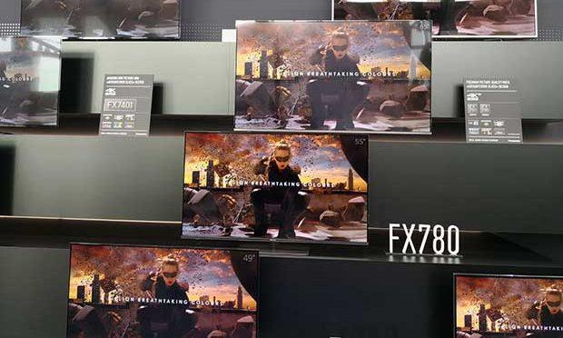 fx780 e1518544820161 - Gamma TV Panasonic 2018: 2 OLED e 4 serie LCD 4K e HDR