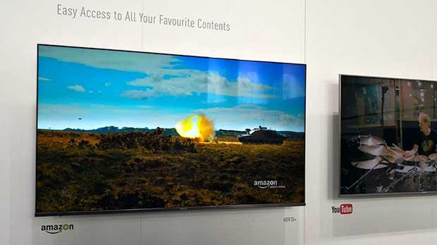hdr10 - Gamma TV Panasonic 2018: 2 OLED e 4 serie LCD 4K e HDR