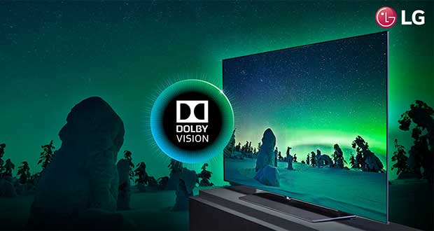 lg dolby vision - TV OLED LG: nuovo aggiornamento per Dolby Vision
