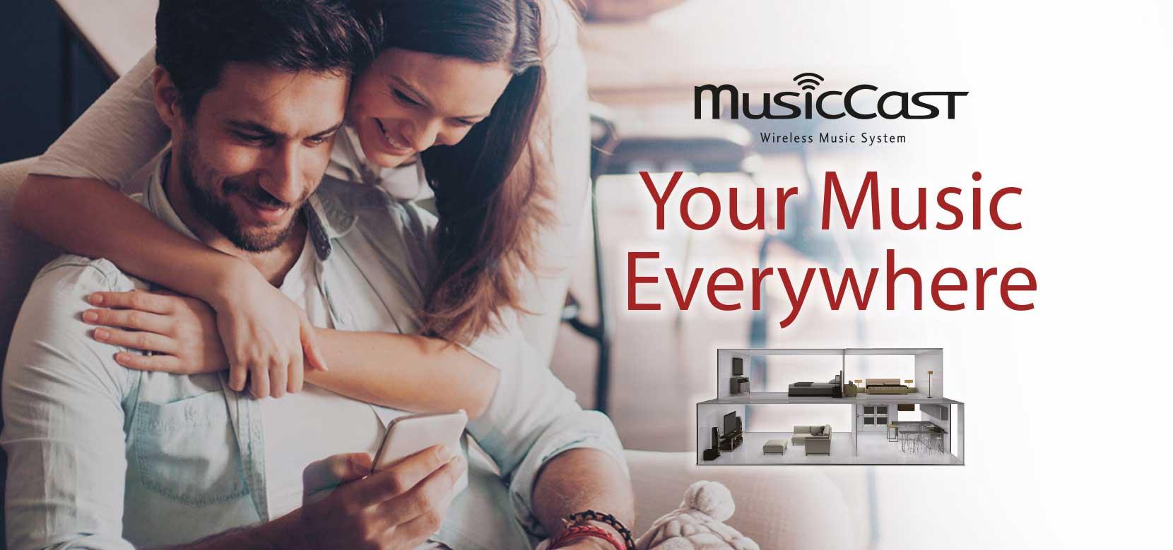 musiccast1 - Yamaha MusicCast