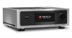 nad M17 v2 evi 300x160 - NAD M17 V2: pre-processore audio 11.1 modulare