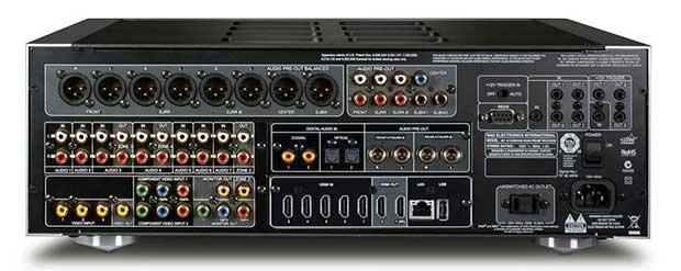 nad m17 v2 - NAD M17 V2: pre-processore audio 11.1 modulare