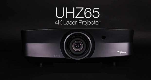 optoma uhz65 art ev - Proiettore DLP 4K HDR Laser Optoma UHZ65 - La prova