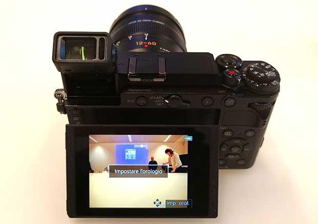 panasonic gx9 - Panasonic Lumix GX9 e TZ200: nuova mirrorless e compatta