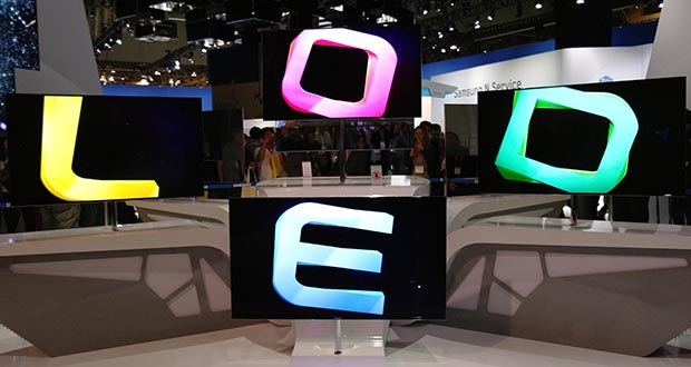 qd oled evi - Samsung: niente OLED TV all'orizzonte