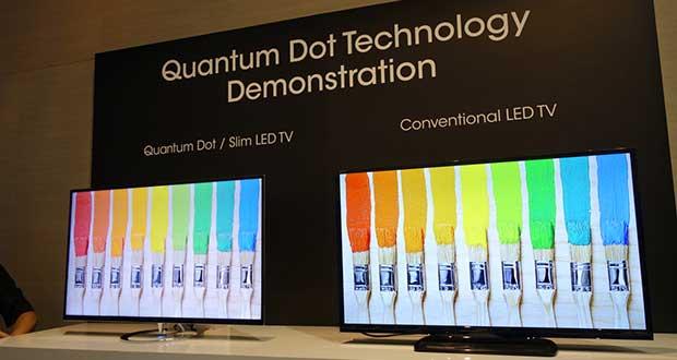quantum dot evi - Samsung: QLED senza retroilluminazione prima del 2020?