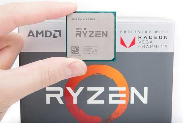 ryzen 2400g - AMD Ryzen 5 2400G e Ryzen 3 2200G: APU con CPU Zen e GPU Vega