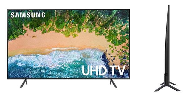 samsung nu7100 - Samsung NU8500, NU8000, NU7300 e NU7100: Smart TV 4K 2018