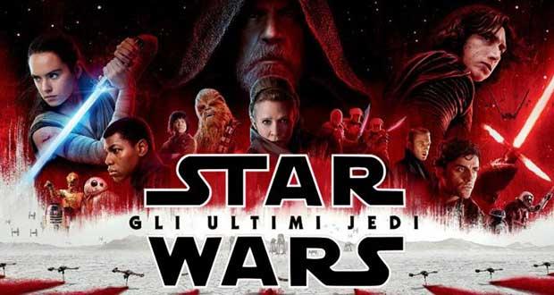 starwars ultimijedi 3 21 02 18 - Star Wars - Gli Ultimi Jedi in 4K Blu-ray e Bluray dall'11 aprile
