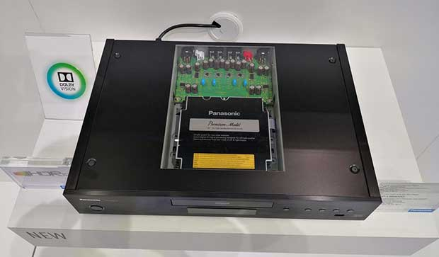 ub9000 - Panasonic UB9000: lettore Ultra HD Blu-ray con Dolby Vision e HDR10+
