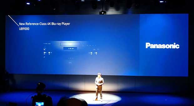 ub9000 3 - Panasonic UB9000: lettore Ultra HD Blu-ray con Dolby Vision e HDR10+