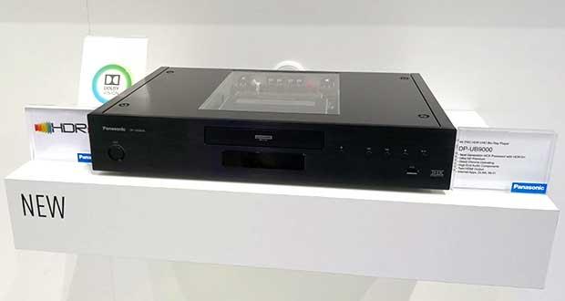 ub9000 evi - Panasonic UB9000: lettore Ultra HD Blu-ray con Dolby Vision e HDR10+