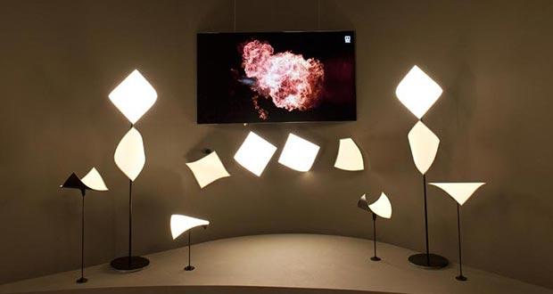 lg crystal sound luci oled - LG ha sviluppato luci OLED che funzionano da speaker audio